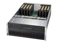 Supermicro SYS-4029GP-TRT2 Main Image from Right-angle