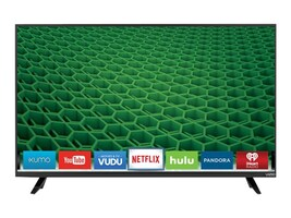 Vizio 32 D32H-D1 LED-LCD Smart TV, Black, D32H-D1, 31159292, Televisions - Consumer