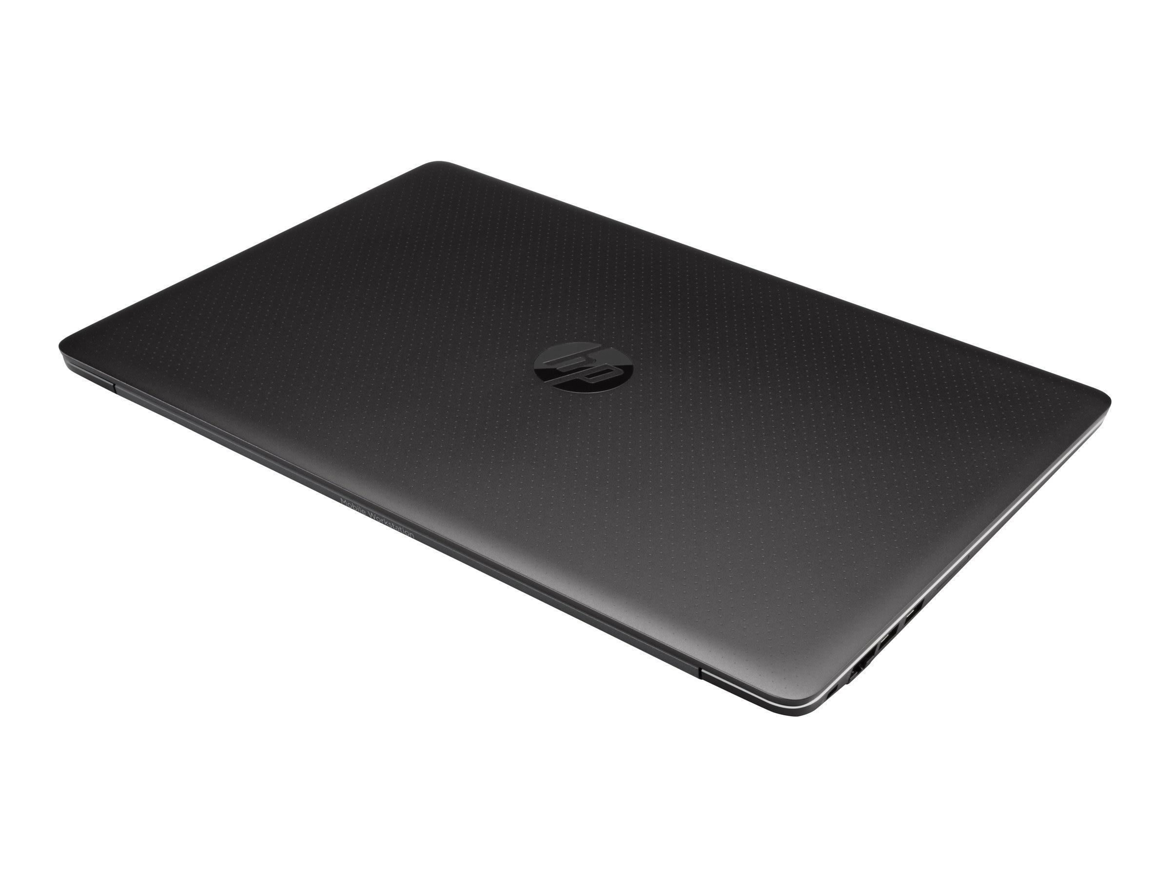 HP ZBook Studio G3 Xeon E3-1505M v5 2 8GHz 16GB 512GB SSD ac BT FR M1000M  15 6
