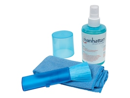 Manhattan LCD Cleaning Kit, 421027, 16818561, Cleaning Supplies