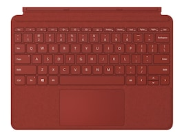 Microsoft Go Type Cover Poppy Red, KCT-00061, 38389411, Carrying Cases - Tablets & eReaders
