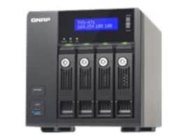 Qnap TVS-471 Intel I3 3.5 2C 4GB 4LAN 10GB NAS, TVS-471-I3-4G-US, 18386811, Network Attached Storage
