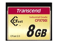 Transcend Information TS8GCFX700I Main Image from Front