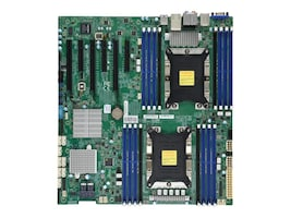Supermicro MBD-X11DAC-B Main Image from Front