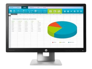 HP 21.5 EliteDisplay E222 Full HD LED-LCD Monitor, Black, M1N96A8#ABA, 30737311, Monitors