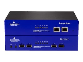 Avocent Longview Dual Display Port USB Audio CATx 150m KVM Extender, LV5020P-001, 32583052, KVM Displays & Accessories