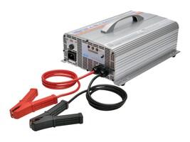 Tripp Lite 4-in-1 Battery Charger 120V 240V Input 12V, 24V, 36V, 48V Output Lead Acid Compatible, UBC41, 31069941, Battery Chargers