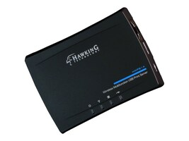 Hawking Wireless MF USB Print Server, HMPS1A, 17797749, Network Print Servers