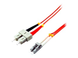 Comprehensive Cable LC-SC-MM-5M Main Image from Right-angle