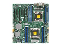 Supermicro MBD-X10DAC-B Main Image from Front