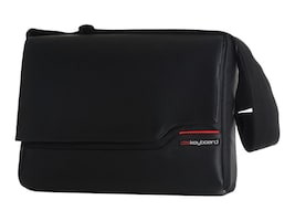 Das Keyboard RFID-blocking HackShield Messenger Bag, DK-MESSENGER, 16799831, Carrying Cases - Other