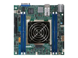 Supermicro MBD-X11SDV-16C+-TLN2F-O Main Image from Front