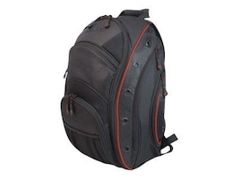Mobile Edge 16 EVO Laptop Backpack, Black w  Red Trim, MEEVO7, 35401875, Carrying Cases - Notebook