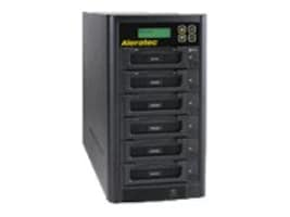 Aleratec 1:5 HDD Copy Cruiser IDE SATA High-Speed Duplicator, 350130, 16235349, Hard Drive Duplicators