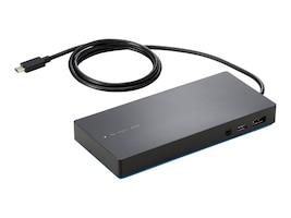 HP USB Type-C  Port Replicator, Y0K80AA#ABA, 33630121, Docking Stations & Port Replicators
