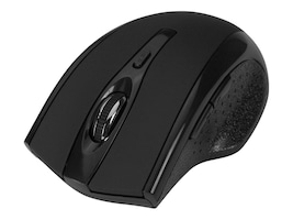 Siig Ergonmic Wireless 6-button Mouse, Black, JK-WR0A12-S2, 33122055, Mice & Cursor Control Devices