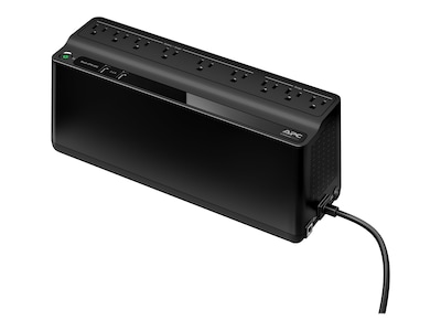 APC Back-UPS 850VA 450W 120V Standby (9) 5-15R Outlets, BE850M2, 35945178, Battery Backup/UPS