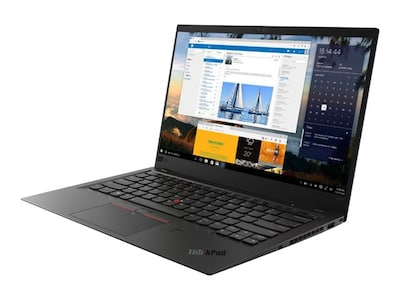 Lenovo TopSeller ThinkPad X1 Carbon G6 Core i7-8650U 1.9GHz 16GB 1TB PCIe ac BT FR WC 14 WQHD W10P64, 20KH002FUS, 35098095, Notebooks