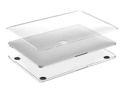 Speck SmartShell for the MacBook Pro 15.4 (Late 2016), Clear, 90208-1212, 33843151, Carrying Cases - Notebook