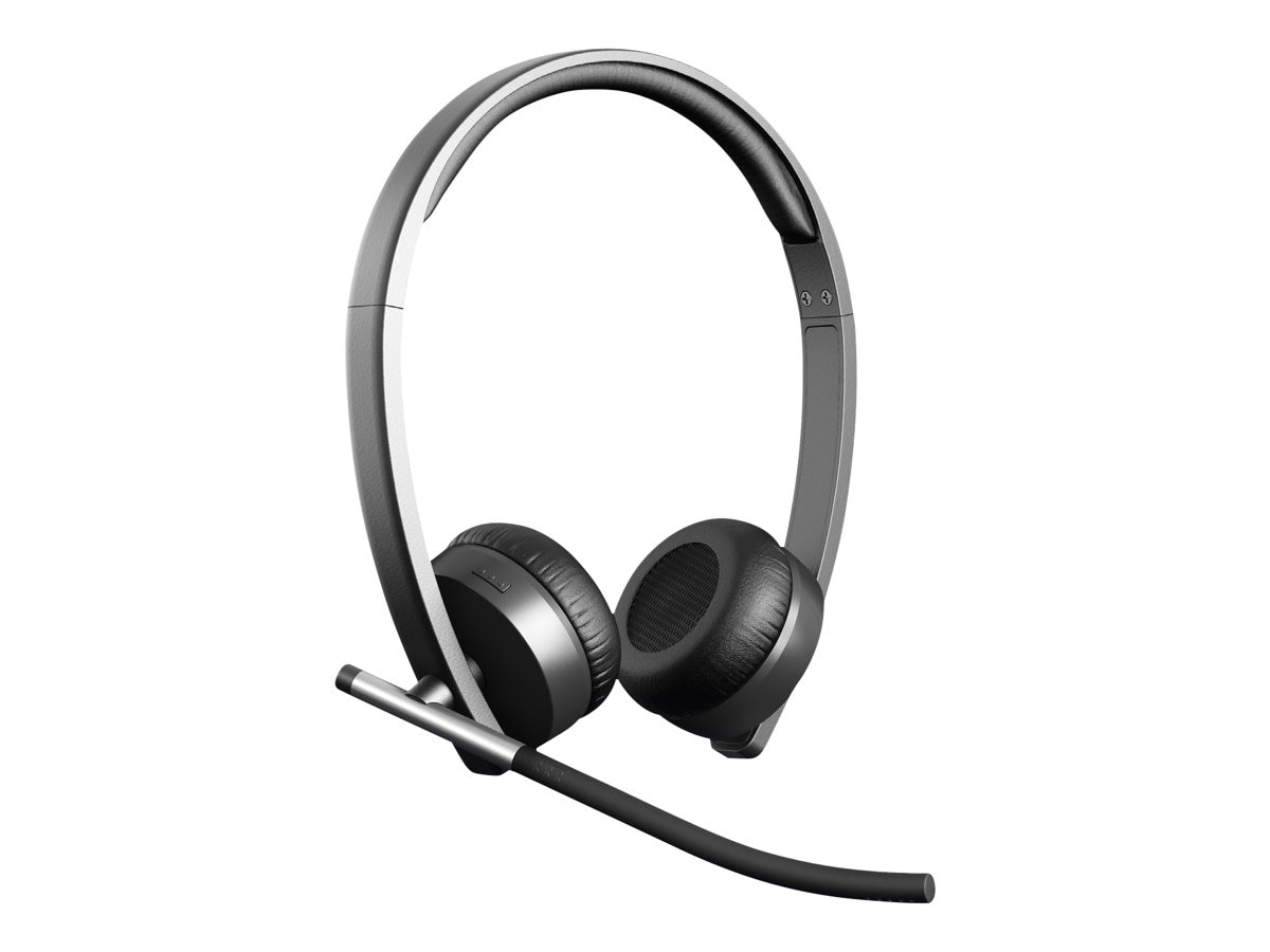 Logitech Wireless Headset Dual H820E, 981-000516, 15648811, Headsets (w/ microphone)