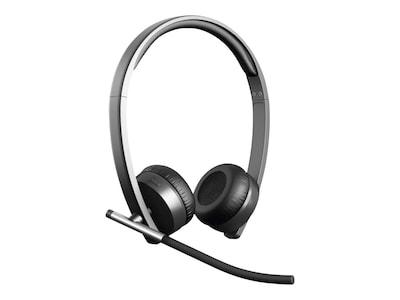 Logitech Wireless Headset Dual H820E, 981-000516, 15648811, Headsets (w/ microphone)