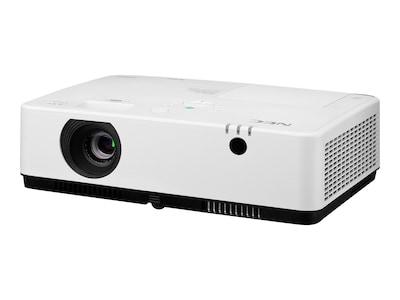 NEC NP-MC382W WXGA LCD Projector, 3800 Lumens, White, NP-MC382W, 36561416, Projectors