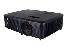 Optoma X341 XGA 3D DLP Projector, 3300 Lumens, Black, X341, 32259800, Projectors