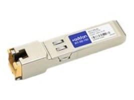 ACP-EP SFP+ 30m TX RJ-45 XCVR PERP TAA XCVR 10GBase-TX RJ-45 Transceiver for Cisco, GLC-T-10G-AO, 32431180, Network Transceivers