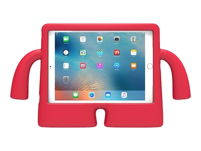 Speck iGuy Case for iPad Pro 9.7, Chili Pepper Red, 77641-B104, 33655370, Carrying Cases - Tablets & eReaders