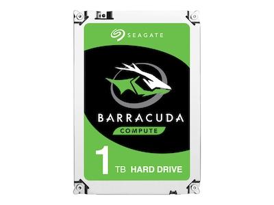 Seagate 1TB BarraCuda SATA 6Gb s 2.5 7mm Internal Hard Drive, ST1000LM048, 32836751, Hard Drives - Internal