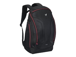 Asus AS Republic of Gamers Backpack, 90-XB2I00BP00040-, 35131431, Carrying Cases - Notebook