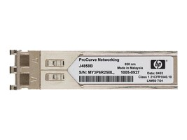HPE X110 100M SFP LC LX Transceiver, JD120B, 11490965, Network Transceivers