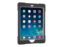 Joy Factory aXtion Bold E Rugged Water-Resistant Case w  Asset Tag Support for 9.7 iPad, Black, CWA604, 34297033, Carrying Cases - Tablets & eReaders