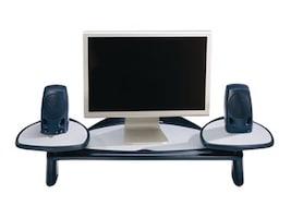 Kensington Flat Panel Monitor Stand, Black, K60046, 436004, Furniture - Miscellaneous