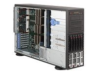 Supermicro SYS-8046B-TRLF Main Image from Left-angle