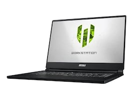 MSI WS65 9TK-688 Core i7-9750H 32GB 512GB RTX3000 W10P, WS65 9TK-688, 36893293, Workstations - Mobile