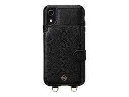 Targus KYLA CROSSBODY SNAP ON CASE IPHON XRPATI, SFD398NPUS, 37235268, Carrying Cases - Phones/PDAs