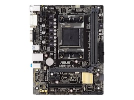 Asus Motherboard, mATX A68H FCH FM2+ Athlon- A- Series Max.32GB DDR3 4xSATA 2xPCIe GbE, A68HM-K, 18184186, Motherboards