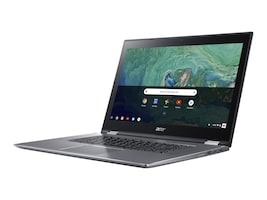 Acer Chromebook Spin 15 CP315-1H-P8QY Pentium N4200 4GB 32GB eMMC ac BT 15.6 FHD MT Chrome OS, NX.GWGAA.003, 38273186, Notebooks - Convertible