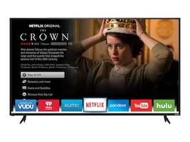 Vizio 54.6 D55-E0 4K Ultra HD LED Smart TV, Black, D55-E0, 33775654, Televisions - Consumer