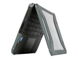 Max Cases Extreme Shell for ACER N7 C731 11 Chromebook 11, AC-ES-C731-11-BLK, 34081582, Carrying Cases - Notebook