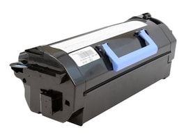 Dell 25000-Page Black Use & Return Toner Cartridge for Dell B5460dn & B5465dnf Laser Printers, X5GDJ, 15121606, Toner and Imaging Components - OEM