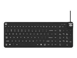 Man & Machine REALLYCOOL OIL REST. MAGFIX KEYBRD-BLACK, ROC/MAG/B5, 17103891, Keyboards & Keypads