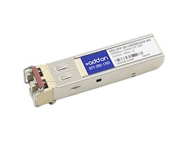 ACP-EP Memory RED-SFP-GE-CWDM1610-AO Main Image from Left-angle