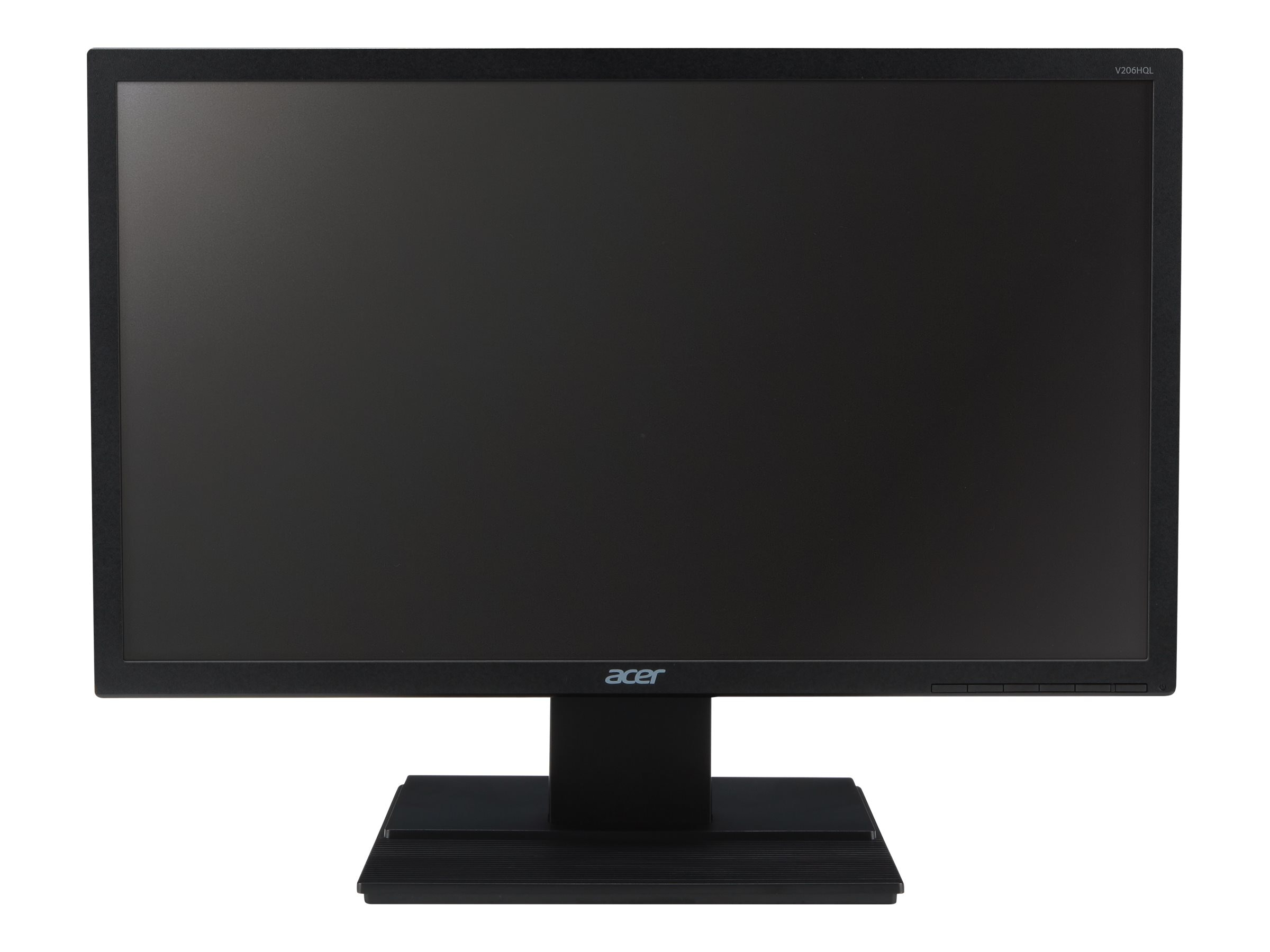 """Acer 8.8"""" V8HQL Abmd LED-LCD Monitor with Speakers, Black"""