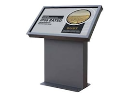 Peerless-AV Xtreme Outdoor Landscape Kiosk with a 49 Optically Bonded Xtreme Display, KOL549-XTR, 35807832, Monitors - Large Format