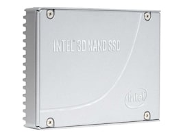 Intel SSDPE2KE032T8OS Main Image from Left-angle