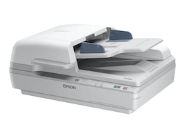 Epson WorkForce DS-7500 Scanner, 40ppm, TWAIN & ISIS Drivers, B11B205321, 14777582, Scanners