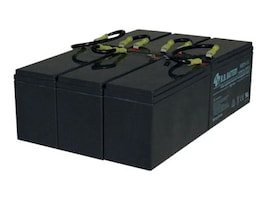 Tripp Lite RBC for Select SU 3000VA UPS including SU3000RTXL3U, RBC96-3U, 7547703, Batteries - UPS