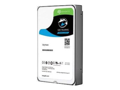 Seagate 3TB SkyHawk SATA 6Gb s 3.5 Internal Hard Drive - 256MB Cache, ST3000VX009, 36524009, Hard Drives - Internal
